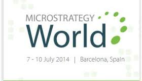 MicroStrategy World Barcelona 2014