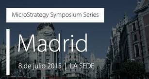 Evento MicroStrategy en Madrid