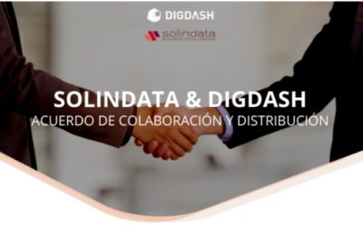 Acuerdo de Colaboración Solindata & DIGDASH