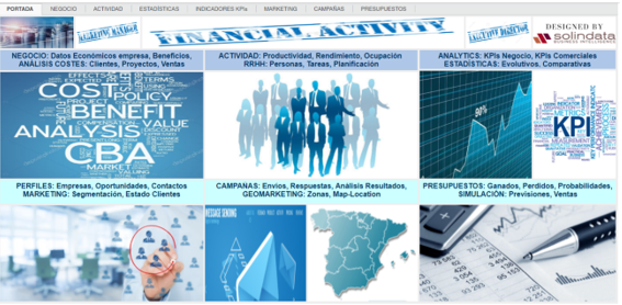 Financial Activity for Management ®