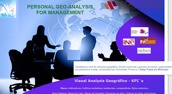 Personal Geo-Analysis for Management ®